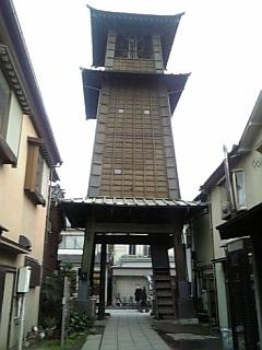 川越の時の鐘